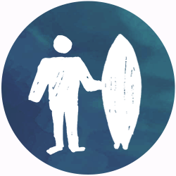 Advanced surf lessons Bali