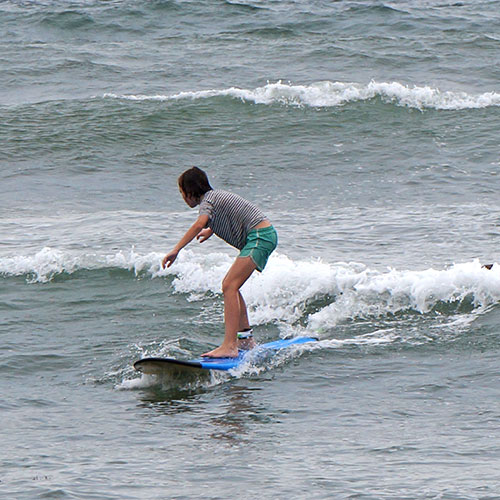Kids Surf Lessons Bali